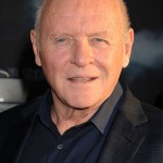 Anthony Hopkins portrait