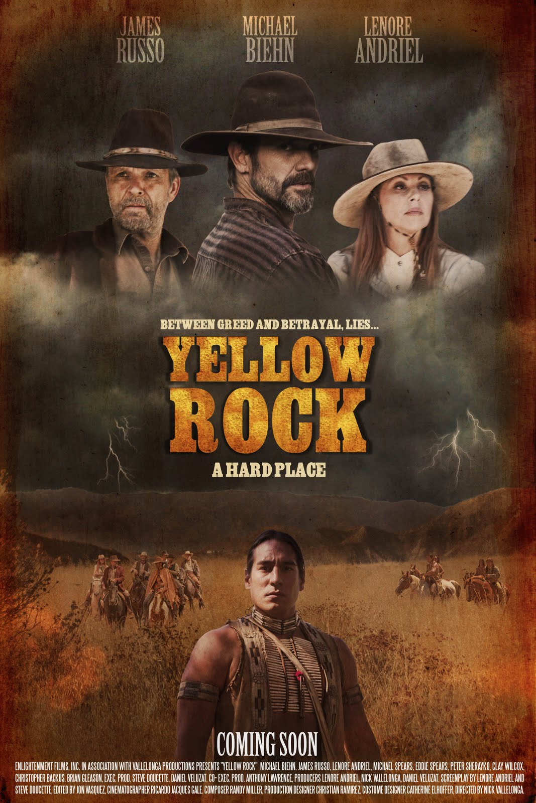 yellowrockposter
