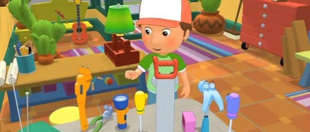 Handy Manny – Hop Up Jump In