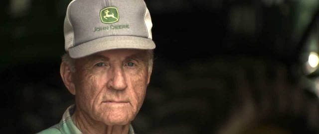 Just completed a series of John Deere commercials
